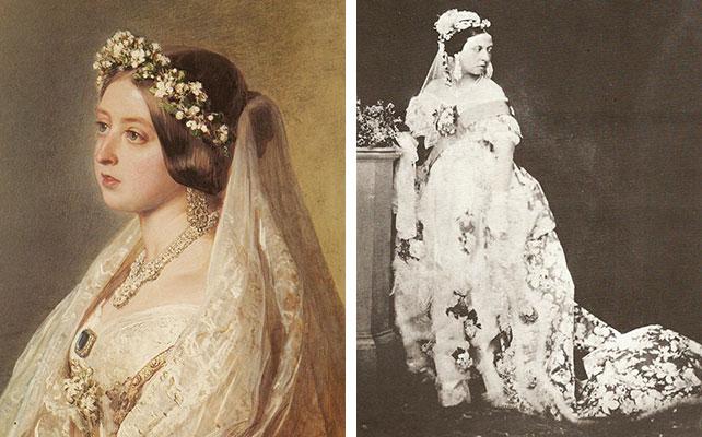 Исследовательская работа по технологии Эволюция свадебного платья
