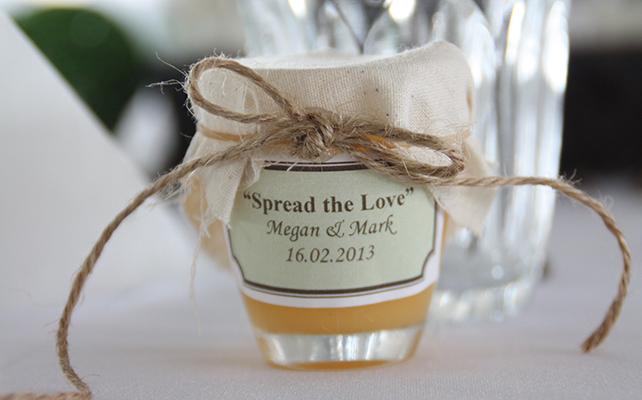 Подарок на свадьбу мёд 85