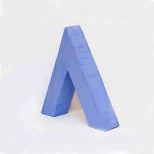 Как сделать гигантские объемные буквы своими руками