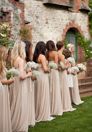 цвет свадьбы 2015,