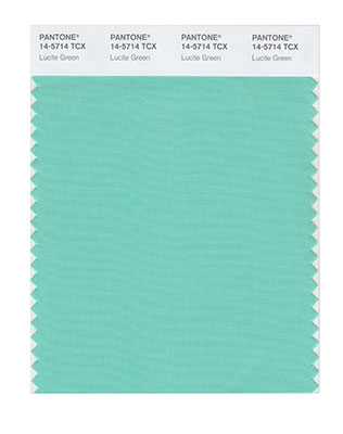 модные цвета свадьбы 2015, lucite green, зеленый, мятный