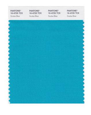 модные цвета свадьбы 2015, scuba blue, голубой, бирюзовый