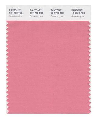 модные цвета свадьбы 2015, strawberry ice, розовый