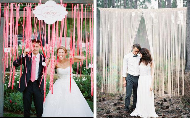 Фотостена своими руками на свадьбу