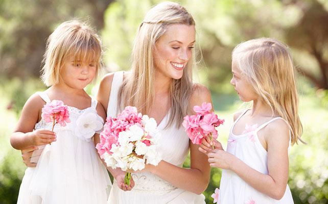 Дети на свадьбе советы родителям и