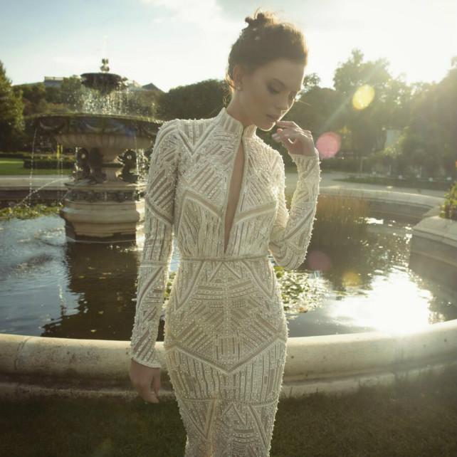 Коллекция свадебных платьев Ester Bridal Couture 2016
