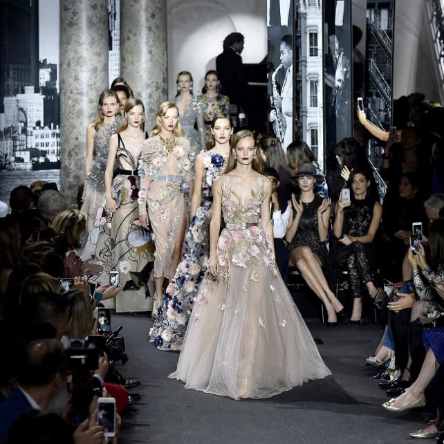 Haute Couture осень-зима 2016: 40 самых красивых платьев для невест