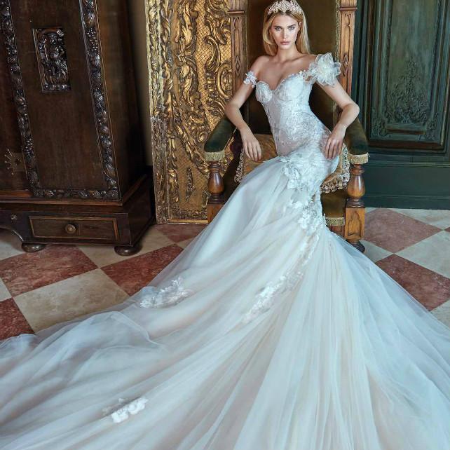 Коллекция свадебных платьев Le Secret Royal от Galia Lahav