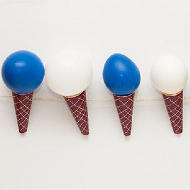 Как мороженое сделать воздушным 634