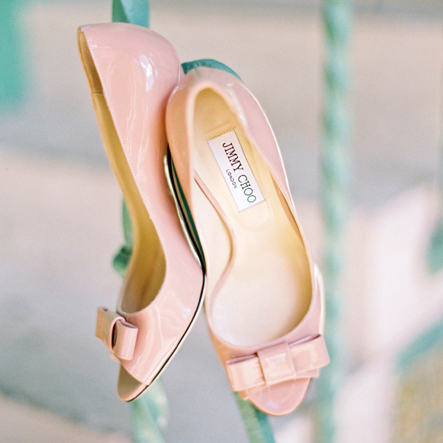 Свадебная обувь Jimmy Choo 2015: тренды и актуальные модели