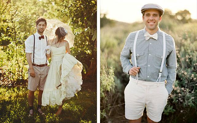 Что одеть на свадьбу в жару мужчине