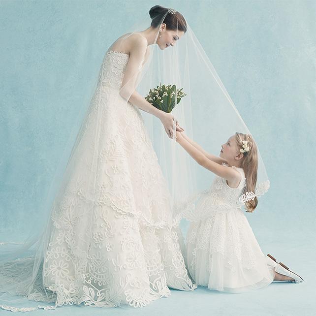 Коллекция свадебных платьев Spring/Fall 2014 от Oscar de la Renta