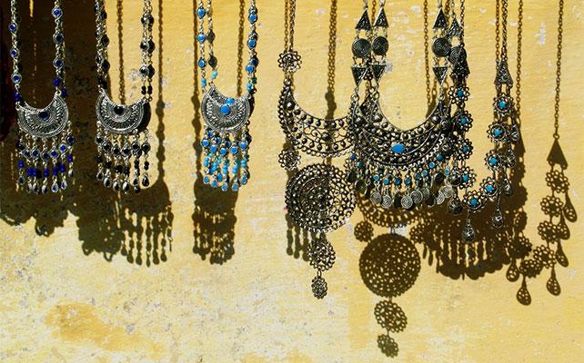 Марокканские украшения своими руками