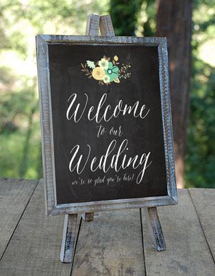 Доска рассадки гостей на свадьбе 129