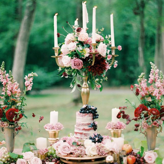 35 идей: высокие композиции для <strong>вазы</strong> свадебных столов