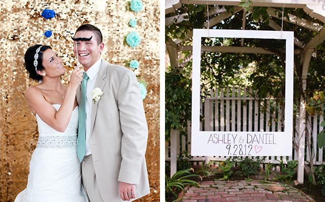 Идеи фотозоны на свадьбу своими руками