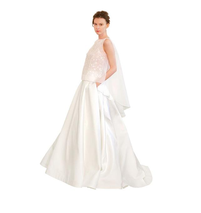 Тренды 2014: свадебные платья, изысканность и современность