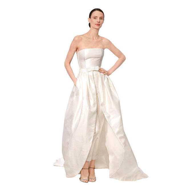 Свадебные платья — осень 2015