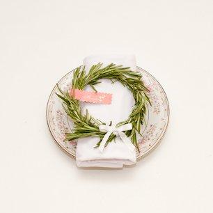 Зелёные приглашения на свадьбу