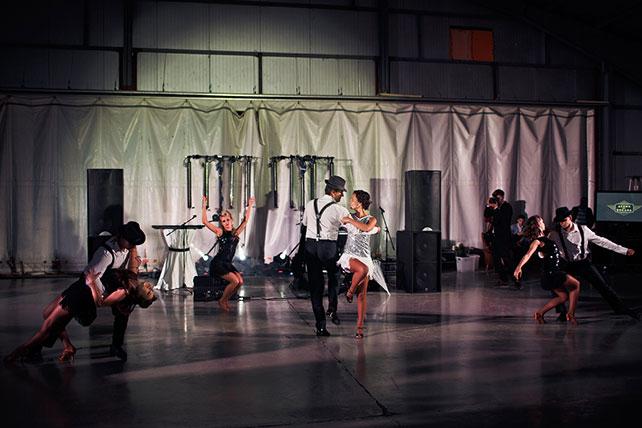 не танцы: