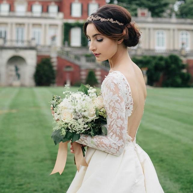 Фото свадебных в на осень