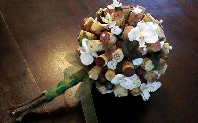 Что подарить на свадьбу вместо букета цветов