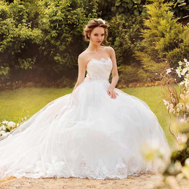 Свадебное платье коллекция