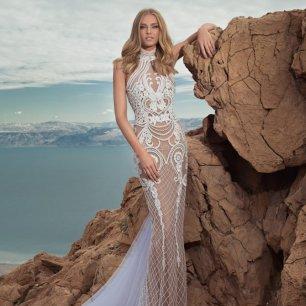 Свадебные платья zahavit tshuba коллекция