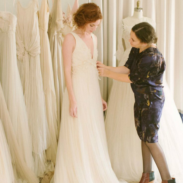 Почему в свадебных салонах нельзя фотографировать
