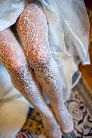 Невеста в колготках фото 134-869