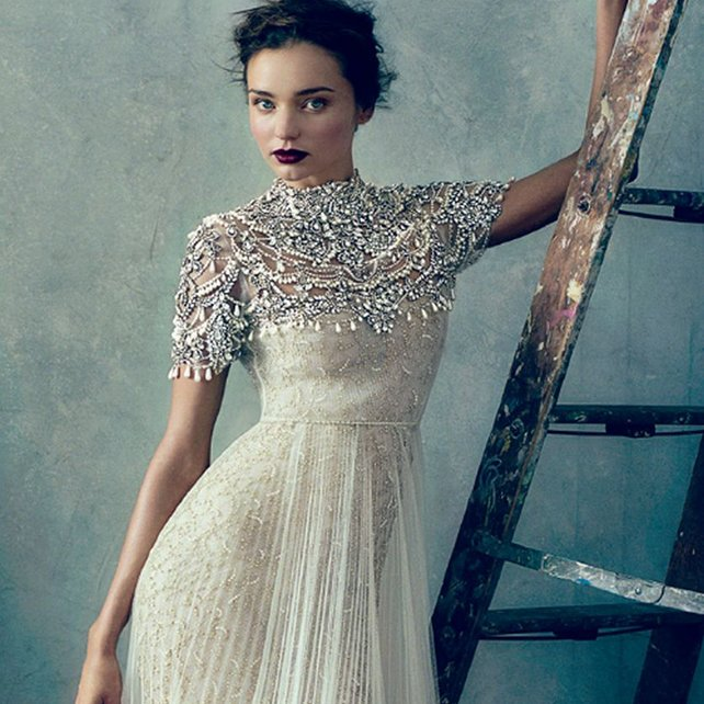 Тренды 2014: свадебные платья