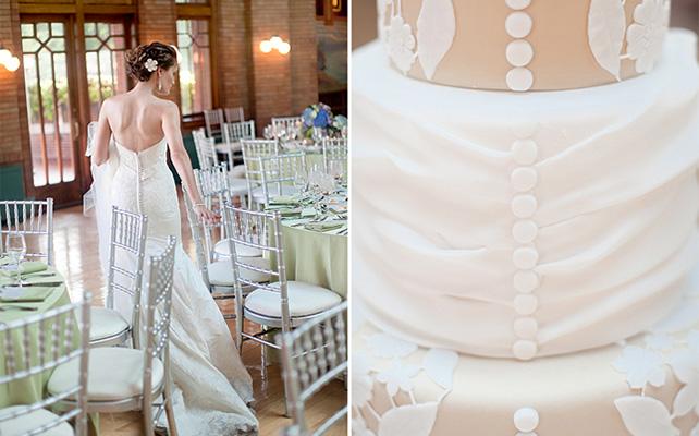 Платье и торт одинаковы