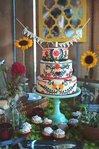 Простой и вкусный торт на день рождения фото 10
