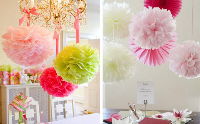 Как украсить комнату для невесты своими руками
