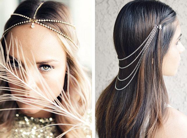 украшение для волос на свадьбу купить