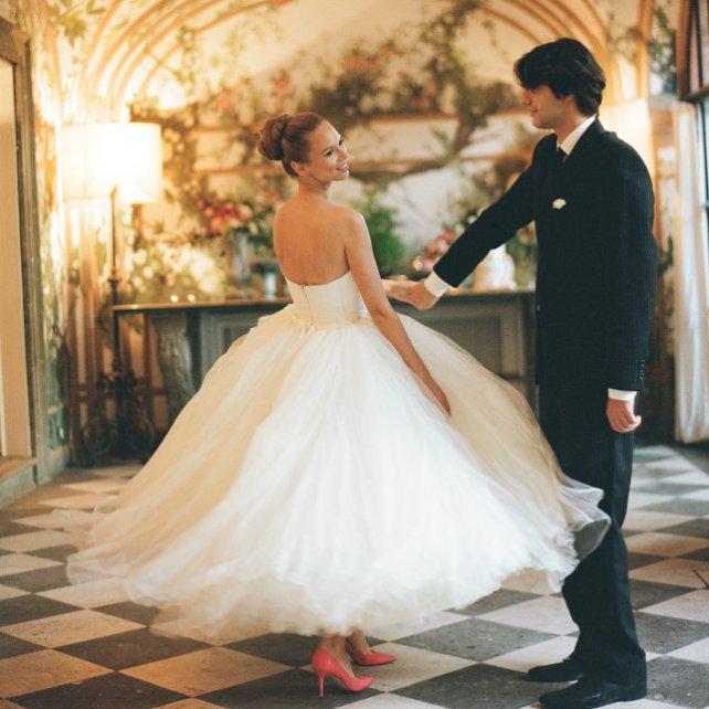 12 лучших вальсов для первого танца молодоженов