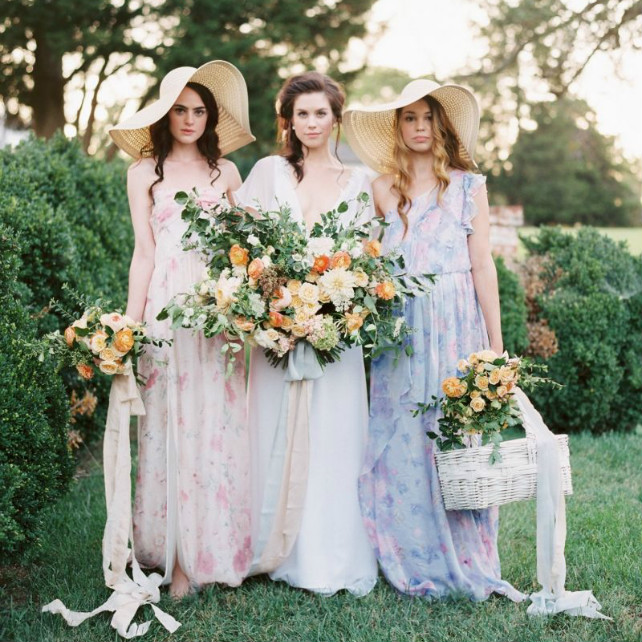 Все, что нужно знать подружкам невесты