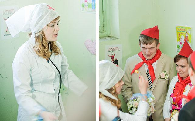 Медсестры на выкупе сценарий