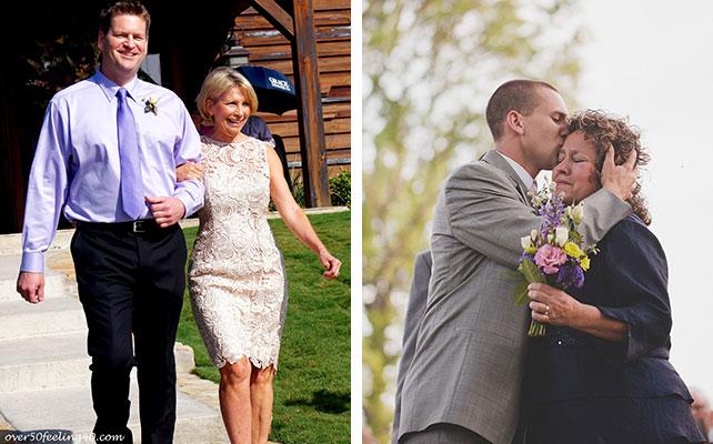 жених как невесты знакомится с мамой
