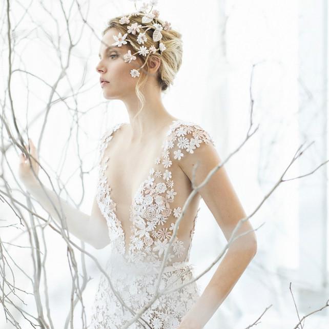 Коллекция свадебных платьев Mira Zwillinger 2017