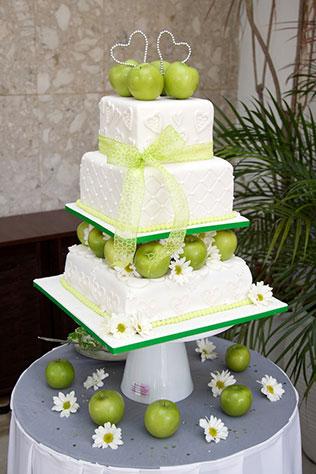 Какие фрукты для свадьбы