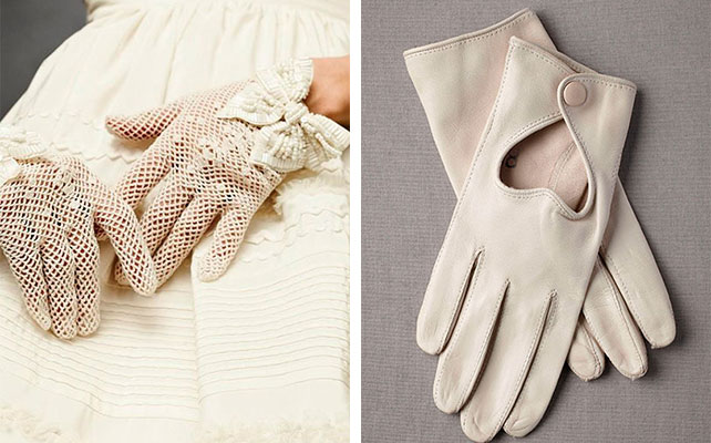Греем руки невесты на зимней свадьбе