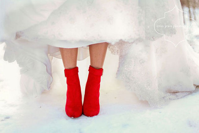 Свадьба зимой: советы, идеи, какая нужна зимняя