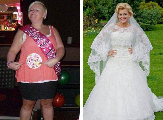 Изменили бы вы за месяц до свадьбы