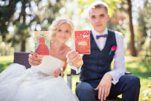 Игры для жениха и невесты на свадьбе