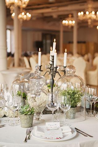 Стиль эко шик в свадьбе
