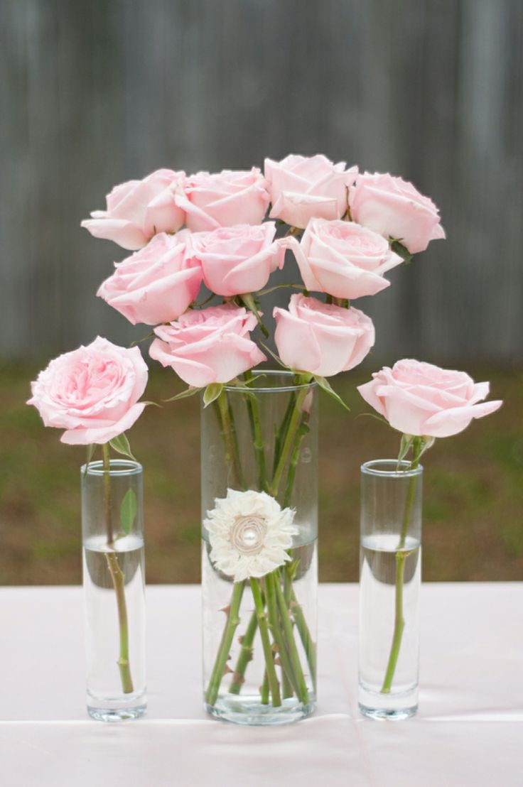 Роза в декоре