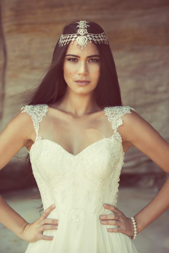 В арабском стиле свадебное