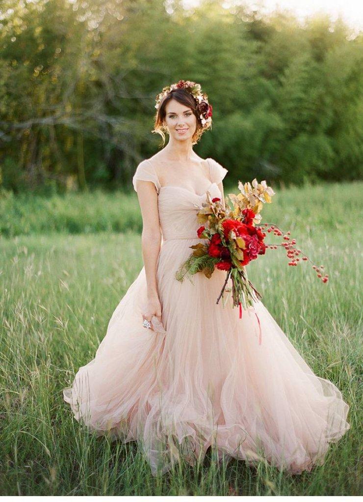 Образ на свадьбу невесты