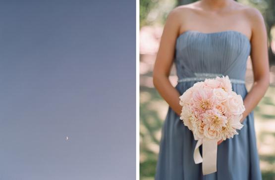 Свадьба в серо розовых тонах 40